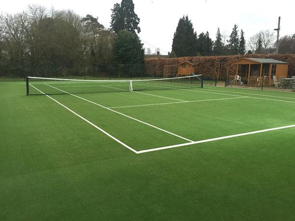 Artificial Grass For Tennis