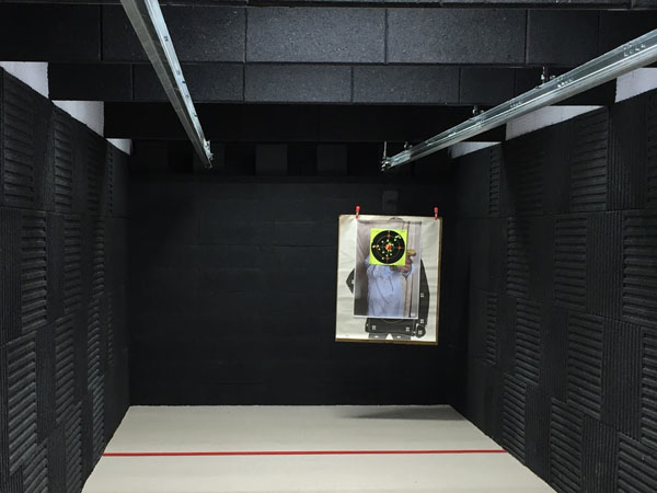 Ballistic Tiles for Shooting Ranges