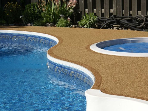 Swimming Pool Surrounds And Safety Flooring Swimming Pool